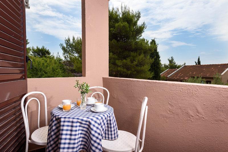 Medena Appartements Terrasse