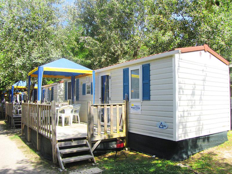 Camping Villaggio Vigna Sul Mar Garten