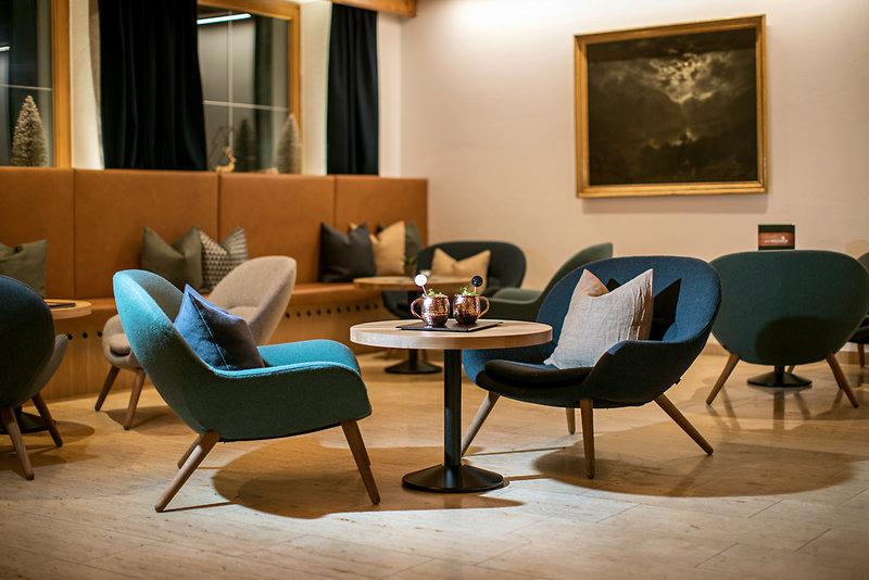 Der Waldhof Lounge/Empfang