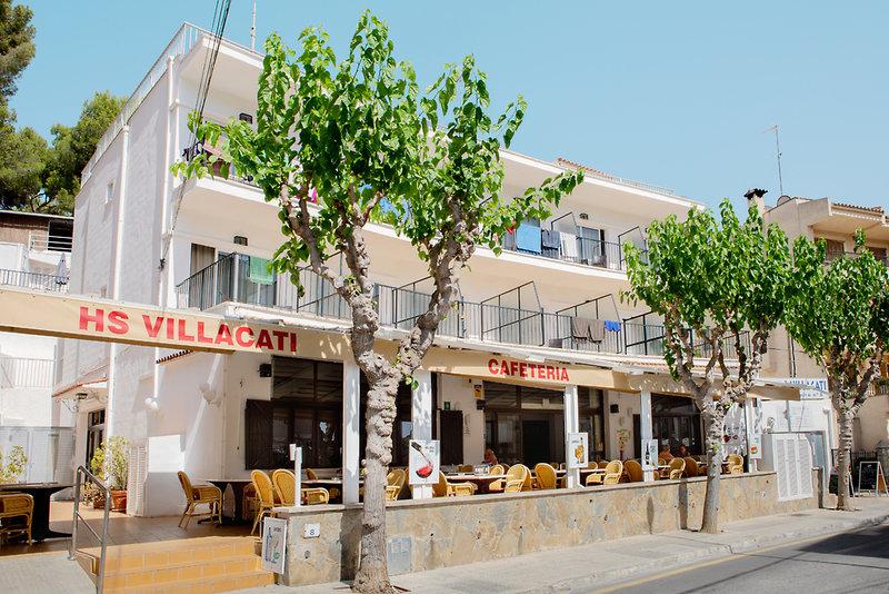 Hostal Villa Cati Außenaufnahme