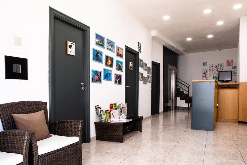 Hostal Villa Cati Lounge/Empfang