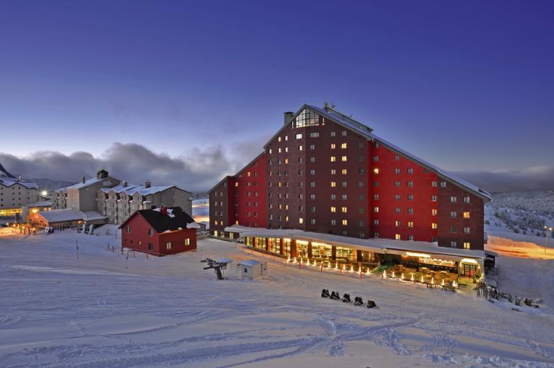 Karinna Hotel Convention & Spa Außenaufnahme