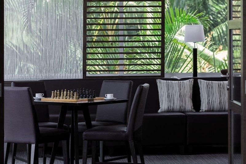 Tigaiga Hotel Lounge/Empfang
