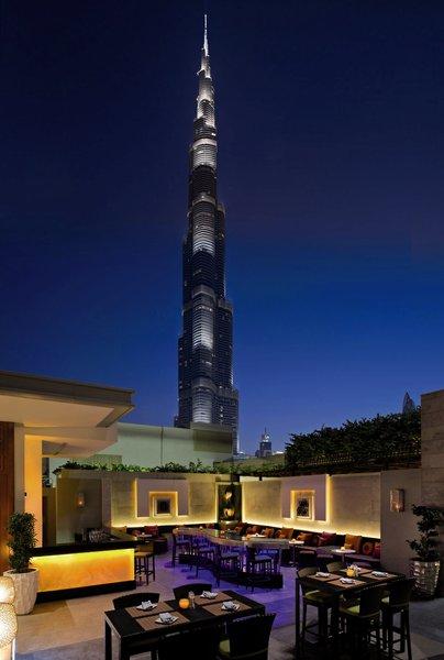Address Dubai Mall Restaurant