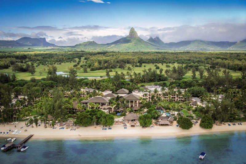 Hilton Mauritius Resort & Spa Außenaufnahme