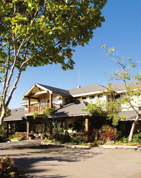 Cambria Pines Lodge Außenaufnahme