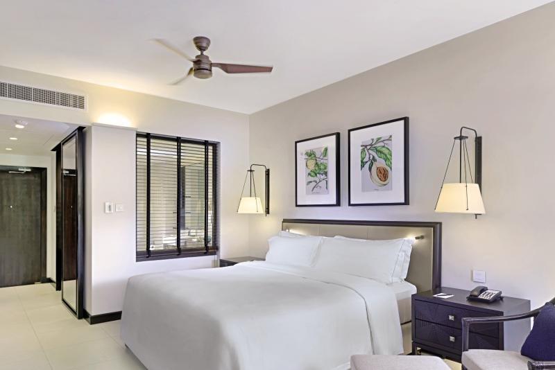 Hilton Mauritius Resort & Spa Wohnbeispiel