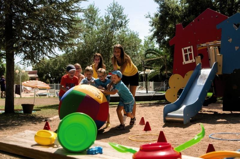 Homair Camping Acqua e Sole Sport und Freizeit
