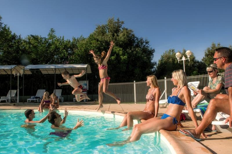 Homair Camping Acqua e Sole Pool