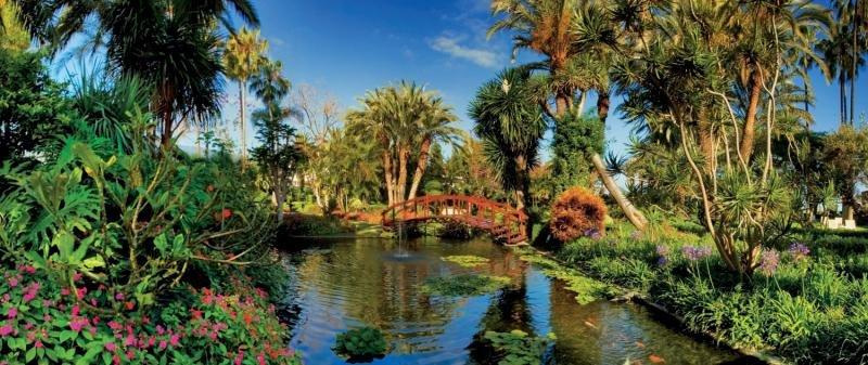 Hotel Botanico & The Oriental Spa Garden Garten