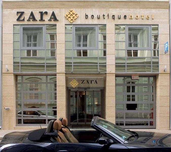 Boutique Hotel Budapest Außenaufnahme