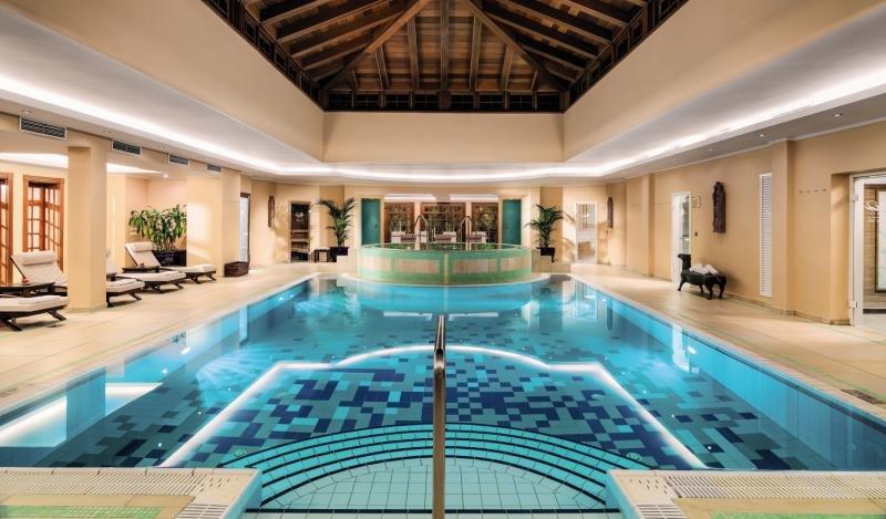 Hotel Botanico & The Oriental Spa Garden Hallenbad
