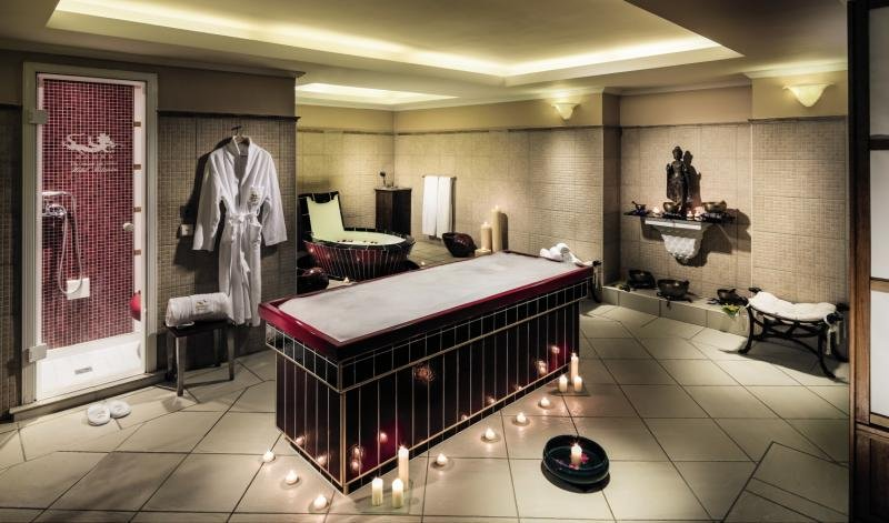 Hotel Botanico & The Oriental Spa Garden Lounge/Empfang