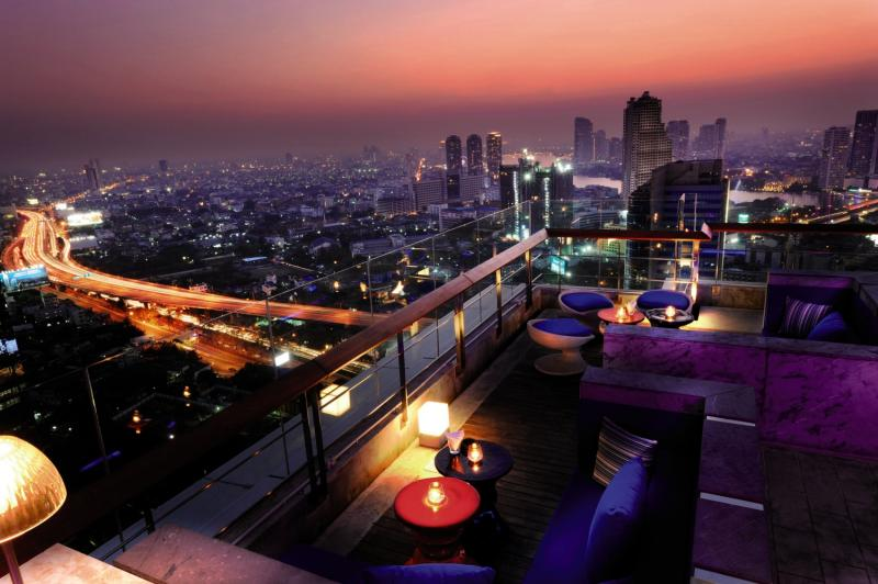 Mode Sathorn Terrasse