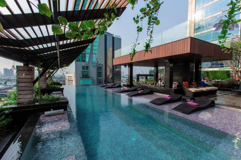 Mode Sathorn Pool