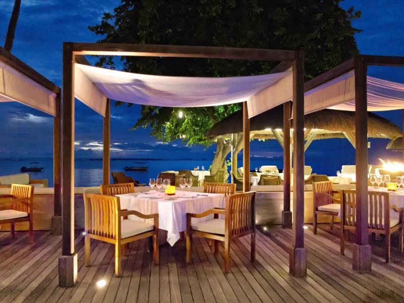Hilton Mauritius Resort & Spa Terrasse