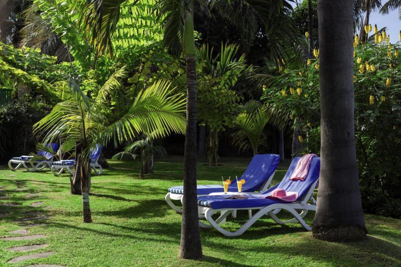 Tigaiga Hotel Garten
