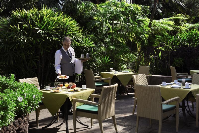 Tigaiga Hotel Terrasse