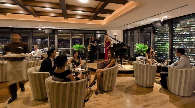 Park Regis Kris Kin Lounge/Empfang