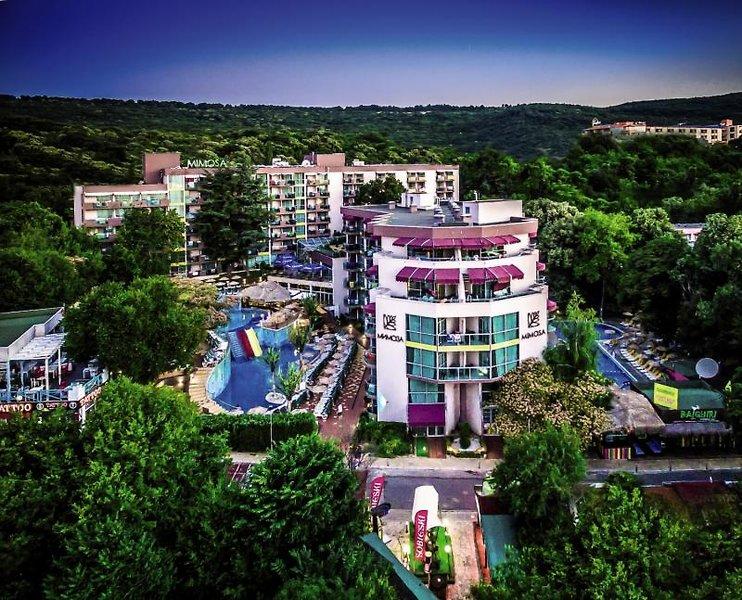 COOEE Mimosa Sunshine Hotel Garten