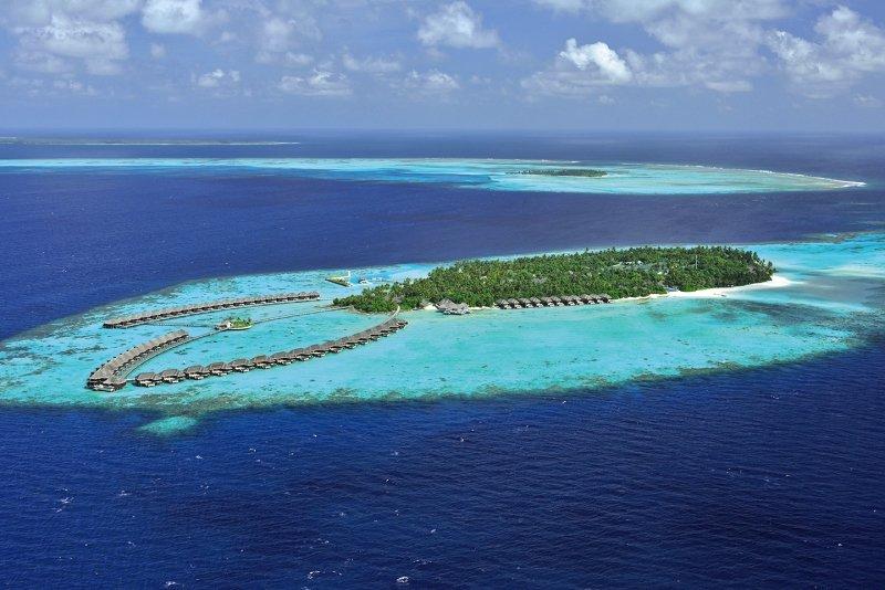 Ayada Maldives Landschaft