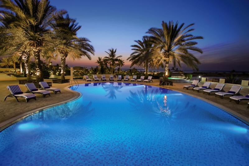 Hilton Al Hamra Beach & Golf Resort Pool