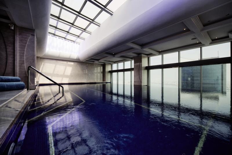 The Domain Hotel & Spa Bahrain Hallenbad