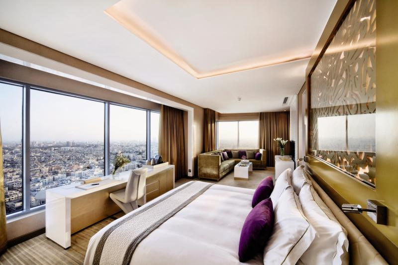 The Domain Hotel & Spa Bahrain Wohnbeispiel