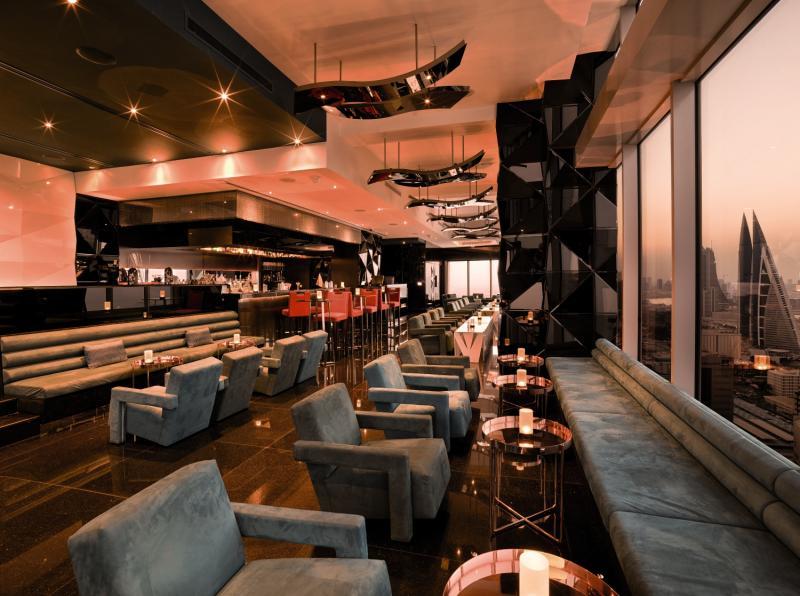 The Domain Hotel & Spa Bahrain Bar