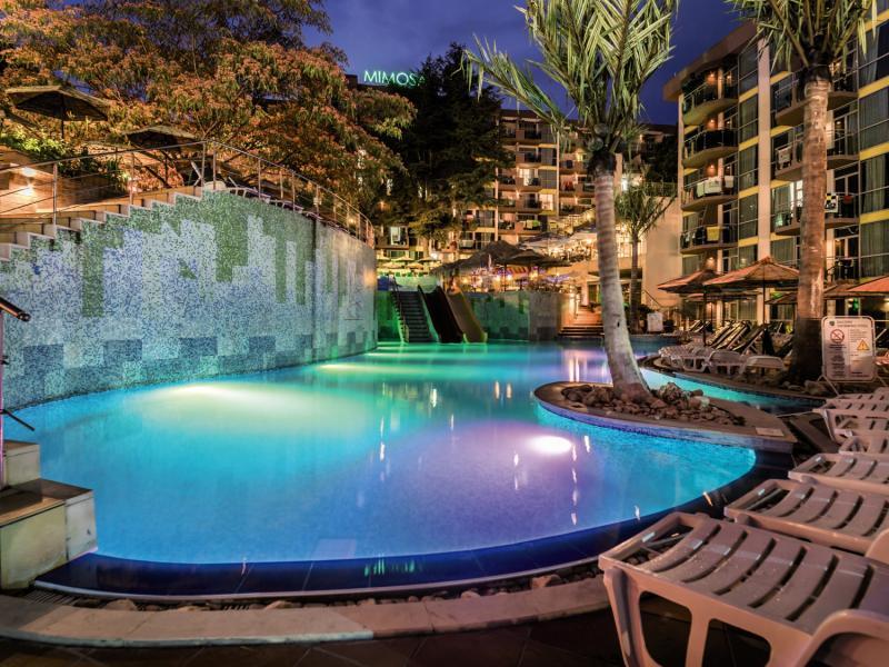 COOEE Mimosa Sunshine Hotel Pool
