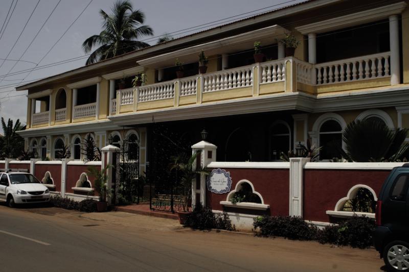 Casa de Goa Boutique Resort Außenaufnahme