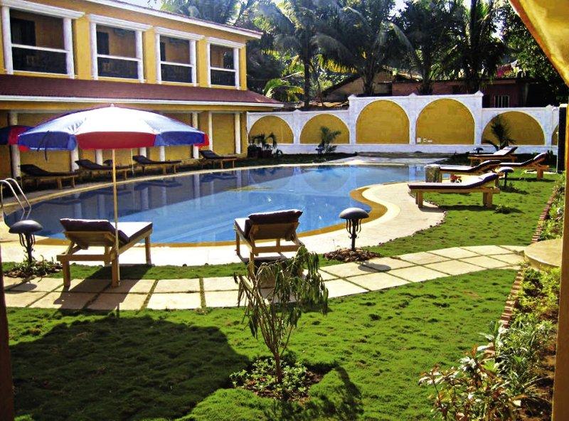 Casa de Goa Boutique Resort Pool