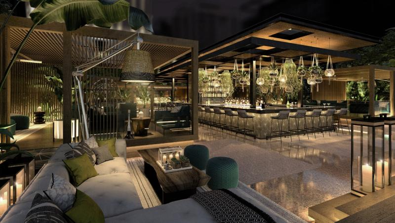 The Ritz-Carlton, Dubai International Financial Centre Bar