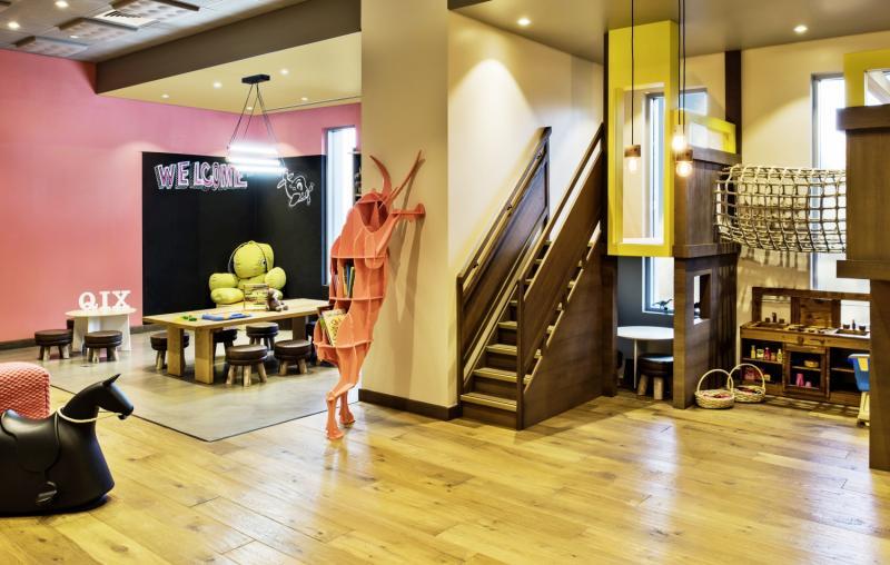 Address Dubai Mall Lounge/Empfang