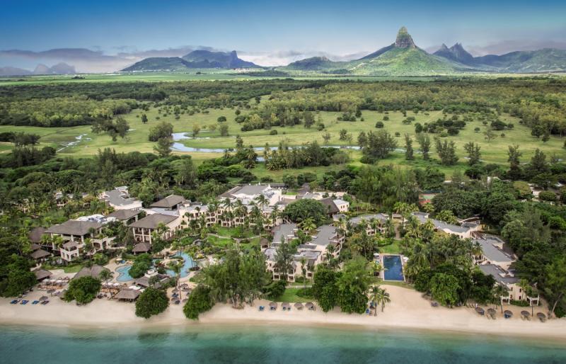 Hilton Mauritius Resort & Spa Landschaft