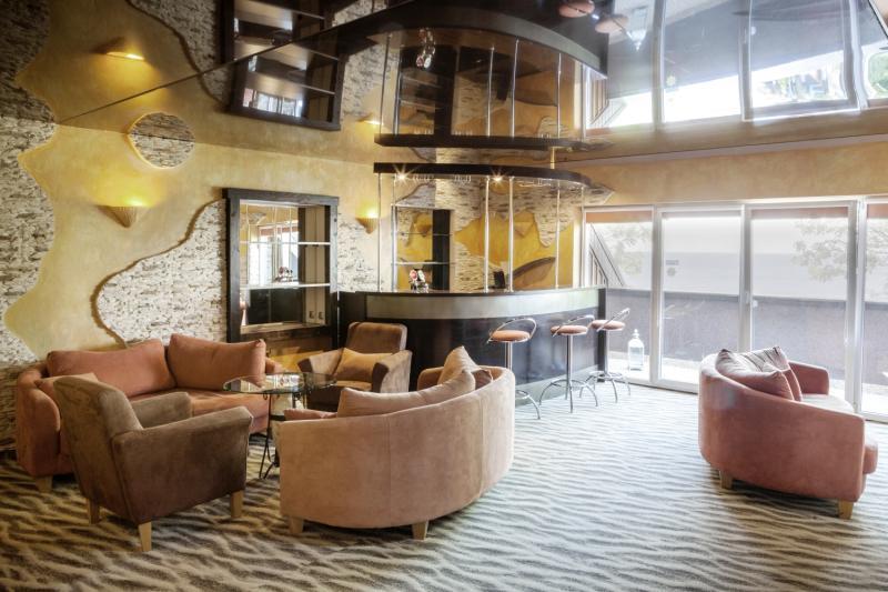 Kurhaus Max Lounge/Empfang