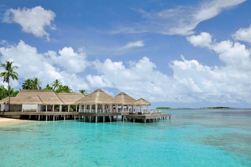 Ayada Maldives Außenaufnahme