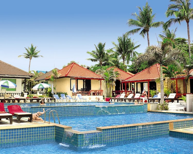 Chaweng Cove Beach Resort Pool