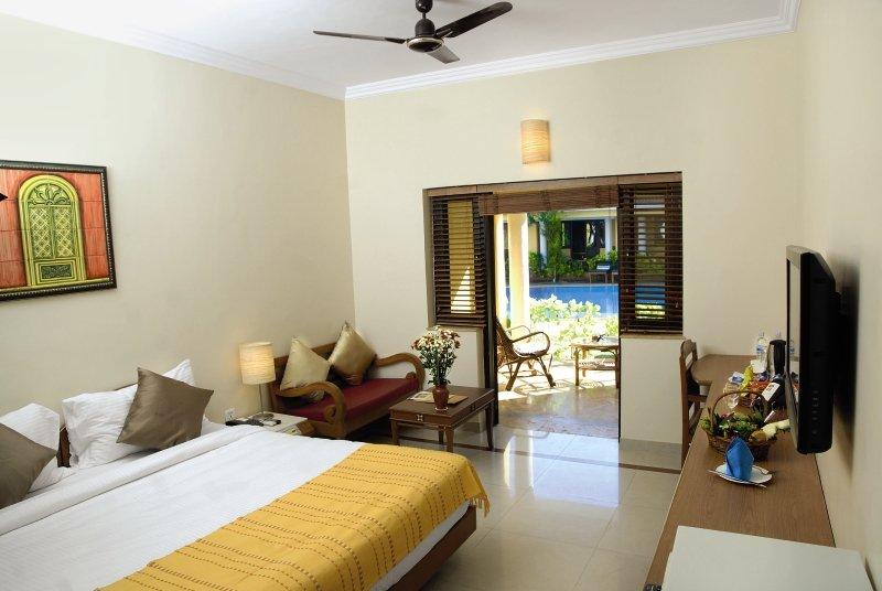 Casa de Goa Boutique Resort Wohnbeispiel