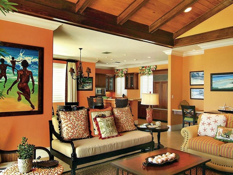 Grand Isle Resort Spa Lounge/Empfang
