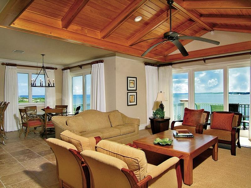 Grand Isle Resort Spa Wohnbeispiel