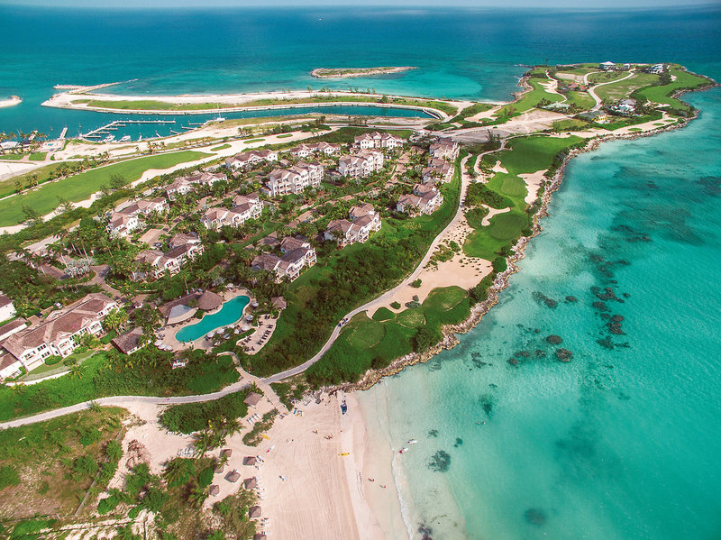 Grand Isle Resort Spa Landschaft