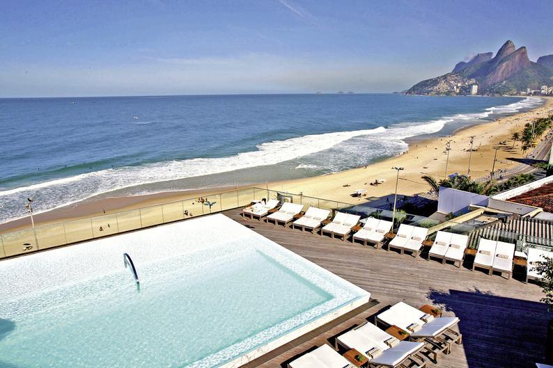 Fasano Rio de Janeiro Pool