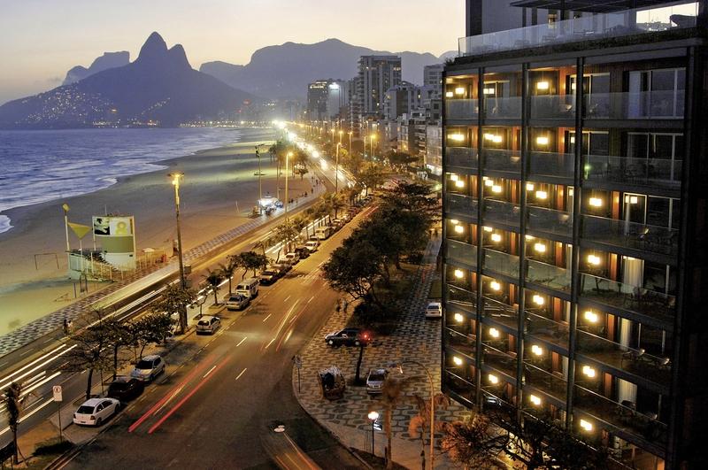 Fasano Rio de Janeiro Außenaufnahme