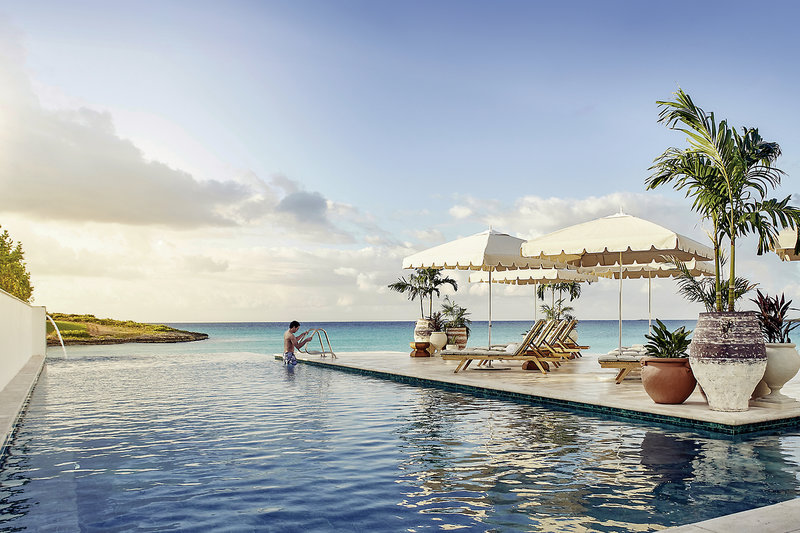 Cap Juluca Resort Strand
