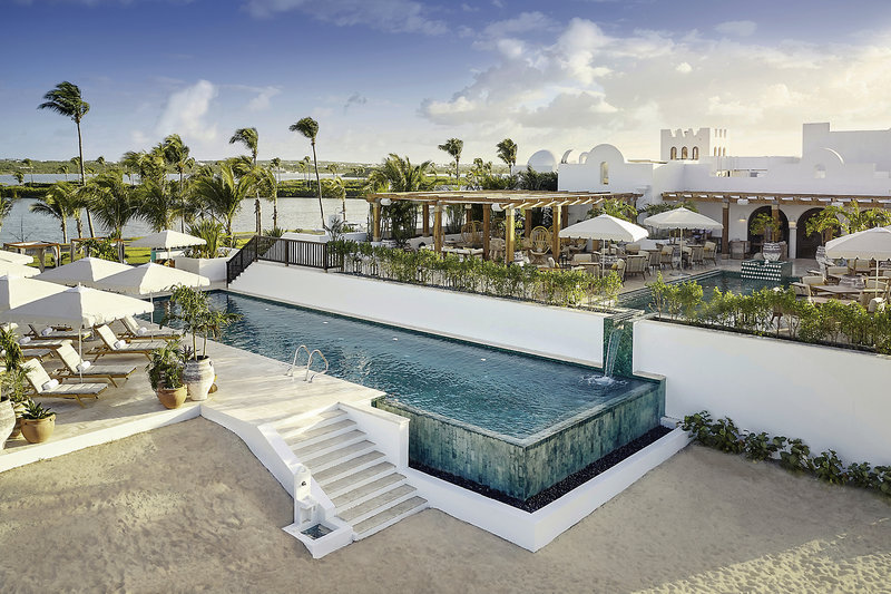 Cap Juluca Resort Terrasse