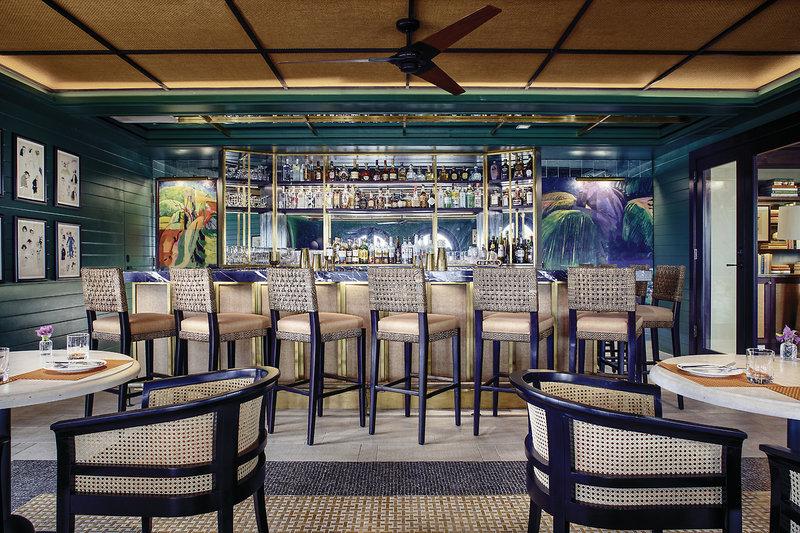 Cap Juluca Resort Bar