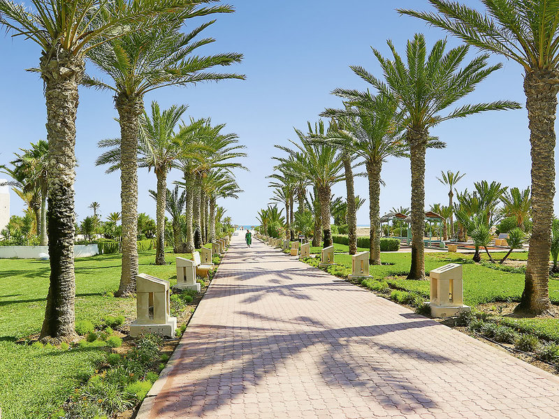 Royal Garden Palace Garten