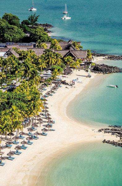 Royal Palm Beachcomber Luxury Außenaufnahme