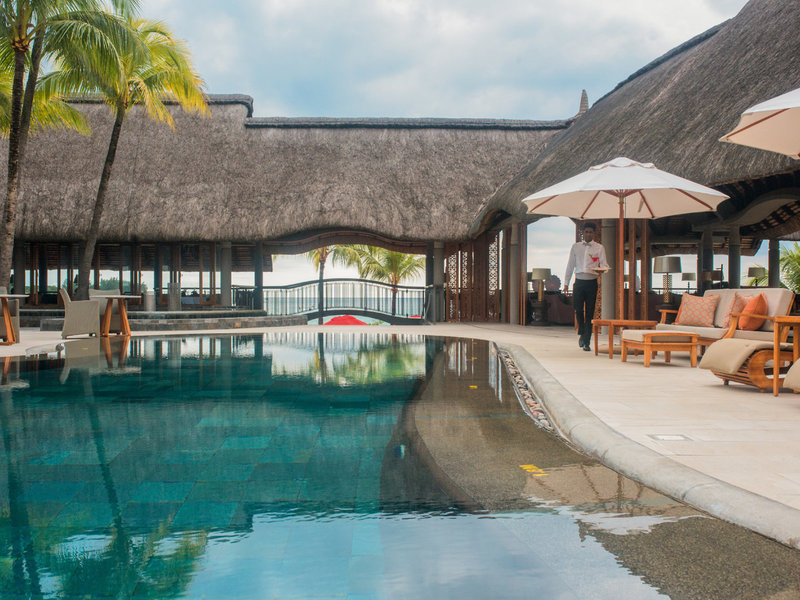 Royal Palm Beachcomber Luxury Pool